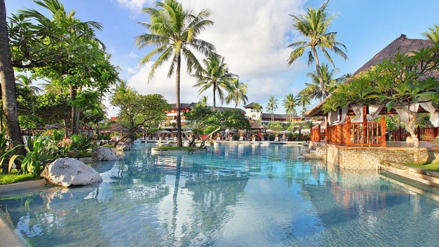 Nusa Dua Beach Hotel Spa