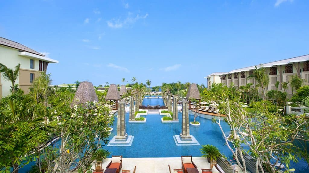 Sofitel Bali Nusa Dua Beach Resort Bali Travel Guide For Smart