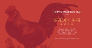Shanghai Baby CNY 2017