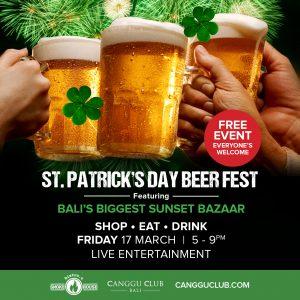 17 march 17.00-21.00 canggu club