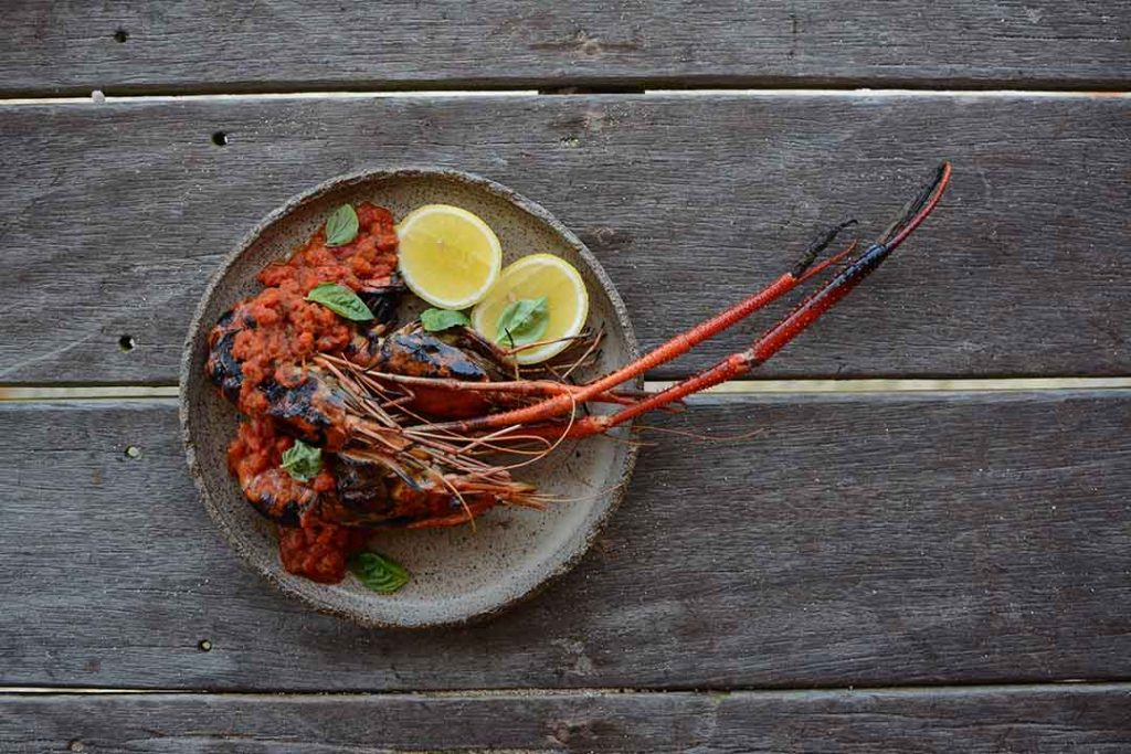 BBQ Lobster anyone?