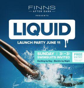Liquid at FINNS