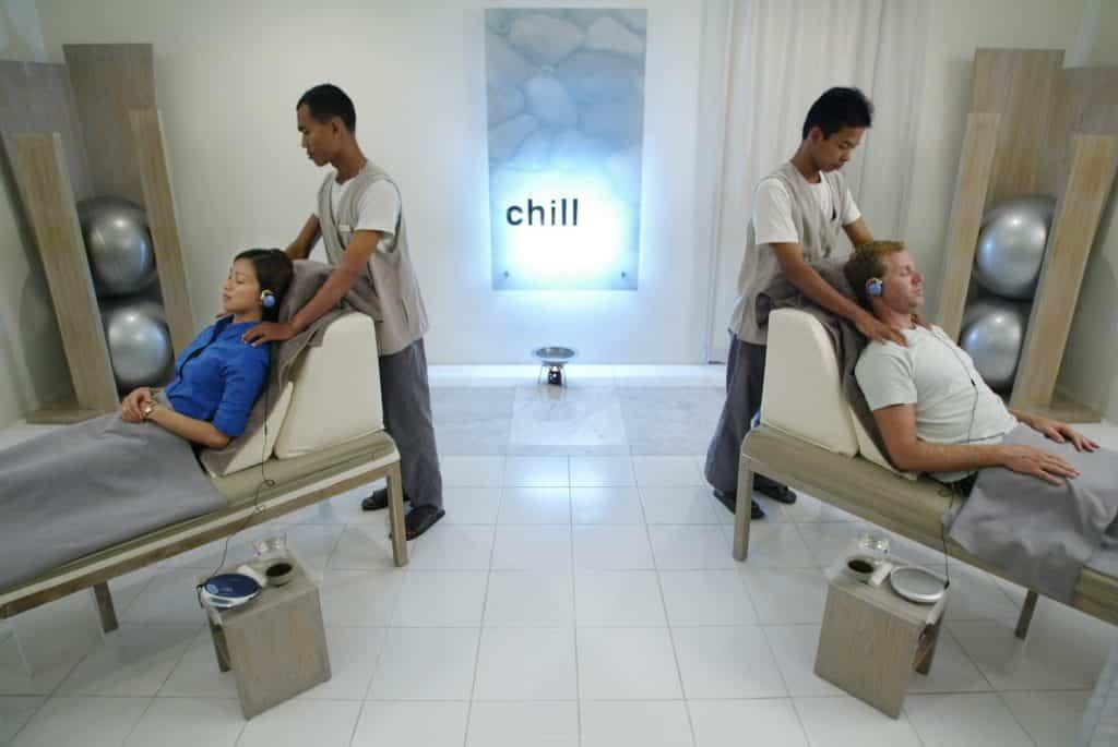 Head & Shoulder Massage at Chill, Seminyak
