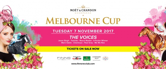 Moet & Chandon Melbourne Cup 2017