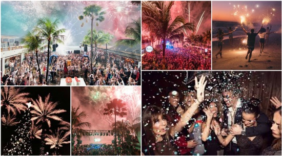 Party your way into the New Year in Bali!