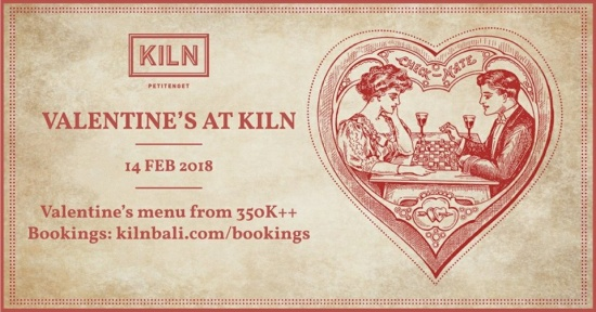 Valentine's at KILN