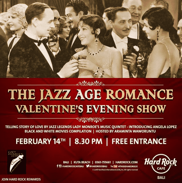 The Jazz Age Romance Show