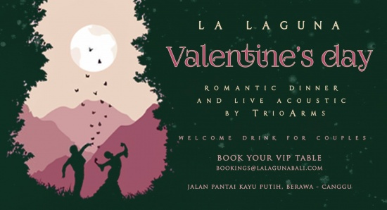 Romantic Valentine's Day in La Laguna