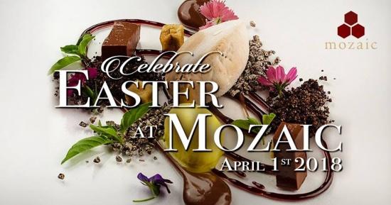 Mozaic Easter