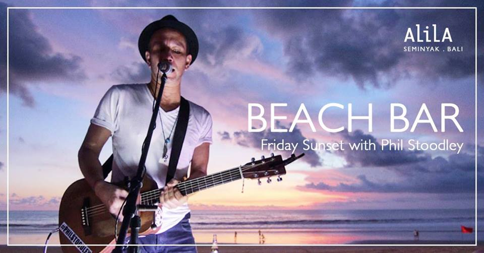 Beach Bar - Friday Sunset