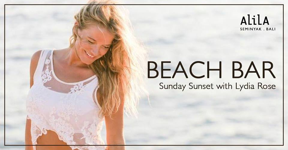 Beach Bar - Sunday Sunset