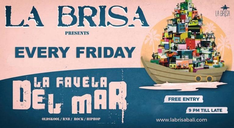 La Brisa - La Favela del Mar