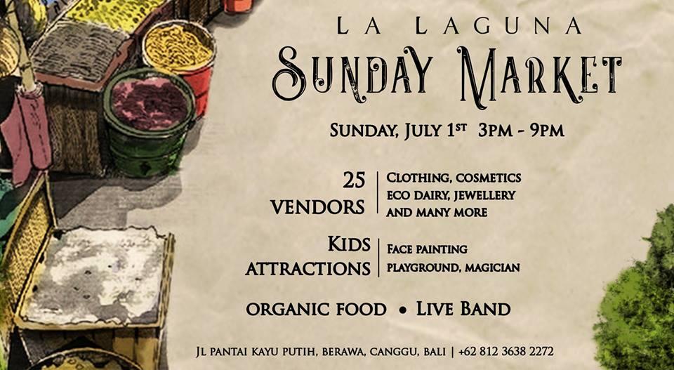 La laguna 1 july