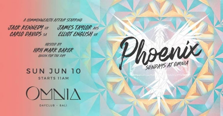 Phoenix Sundays - 10 June