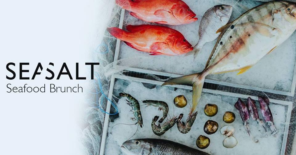Seasalt - Seafood brunch