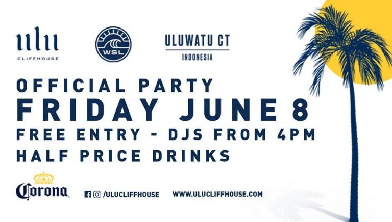 Ulu Cliffhouse - 8 June