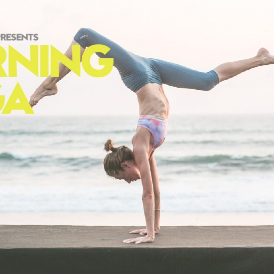 W Bali - Morning Yoga