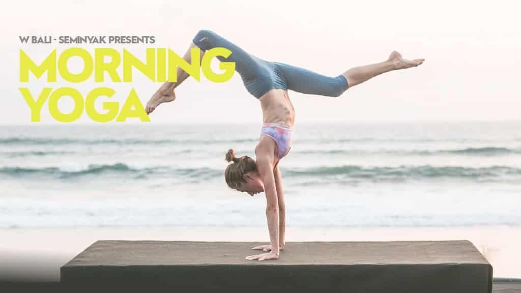 W Bali - Morning Yoga