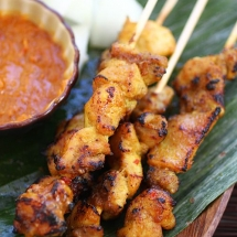 made's warung chicken sate