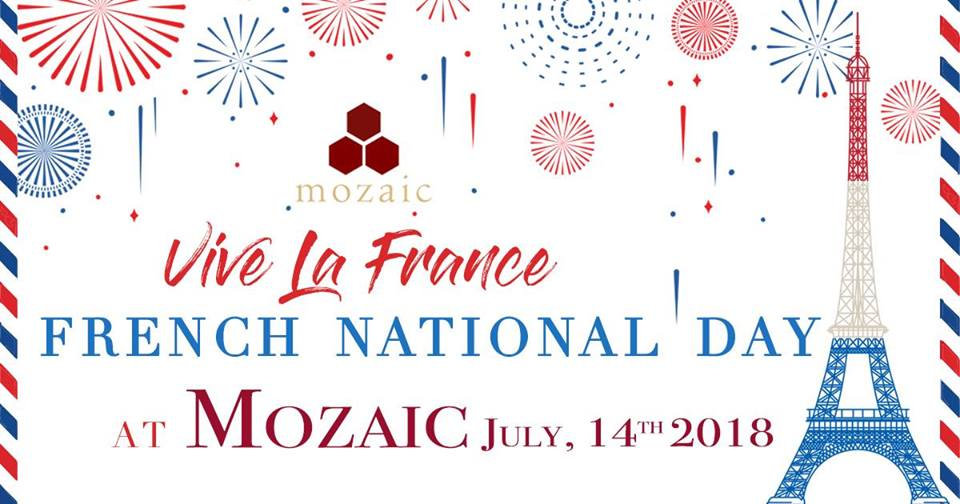 mozaic 14 july