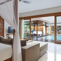 02 The Samaya Seminyak Two Bedroom Royal Courtyard Villa Bedroom