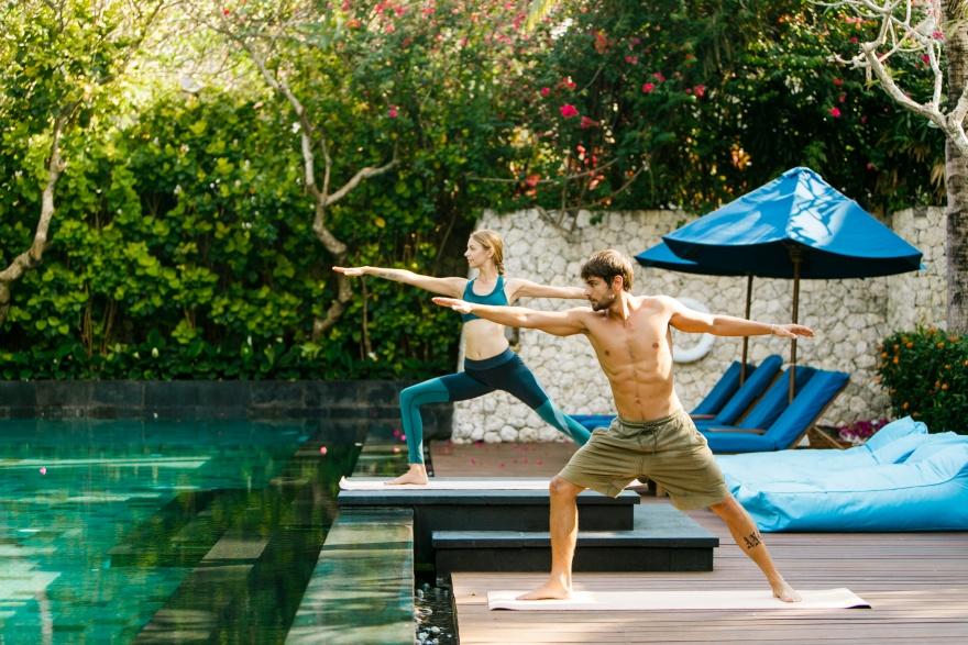 karma Jimbaran Pool Villa