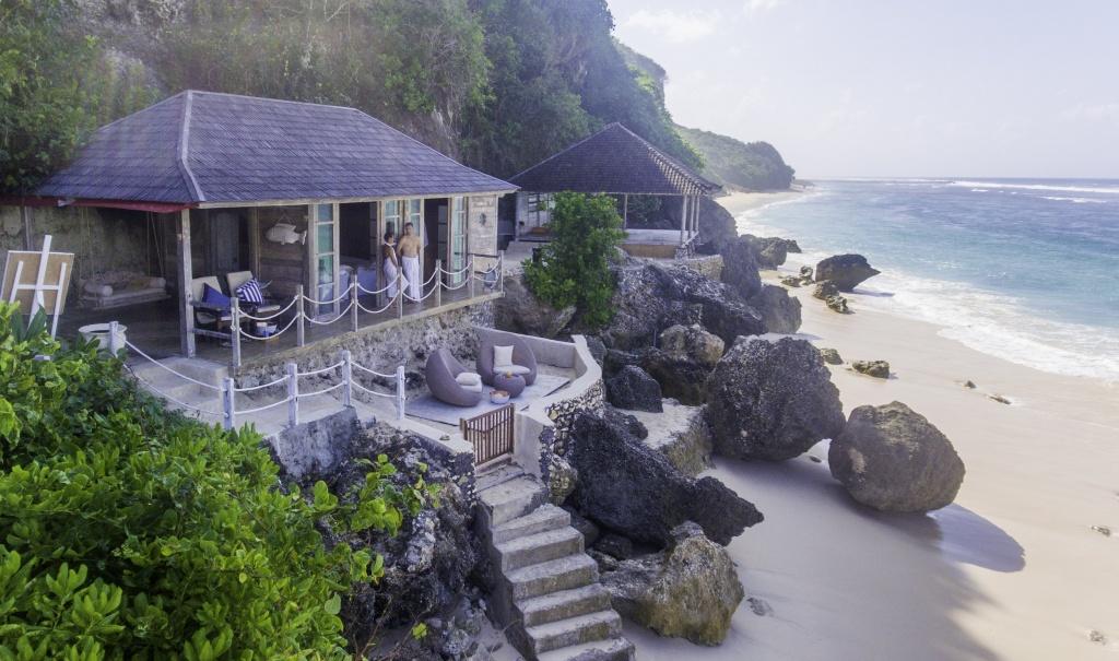 Karma Kandara's ocean spa embodies the philosophies of wellness that Director Judy Chapman brings to all karma resorts.