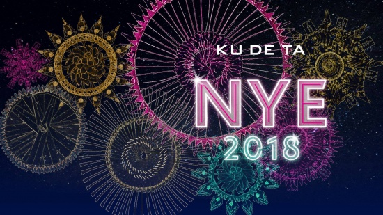 Get ready for another spectacular, iconic KU DE TA party to ring in the New Year of 2019