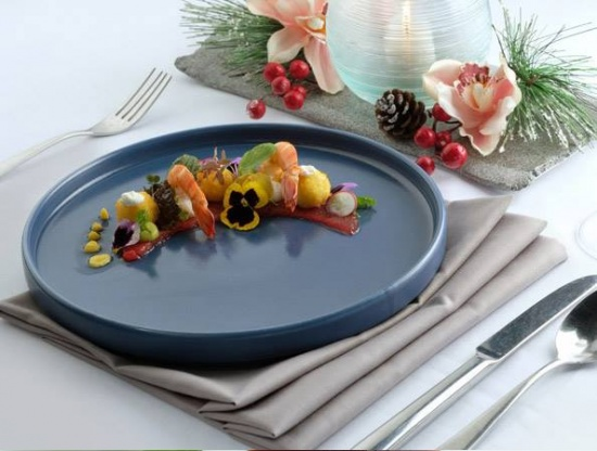 Take Christmas lunch to the next level at Rimba.