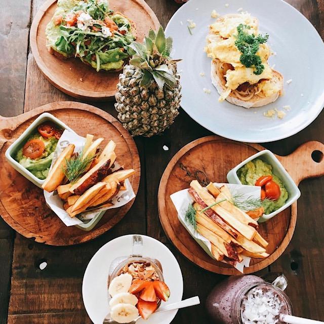 Cafe Organic Bali