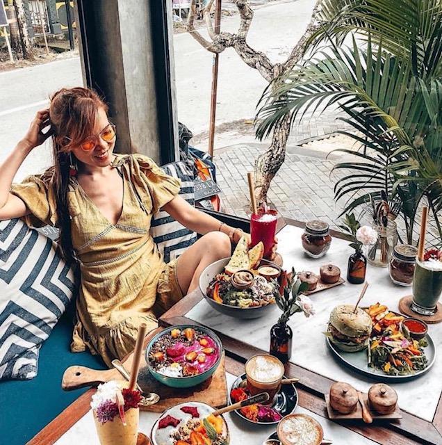 Peloton Cafe Bali