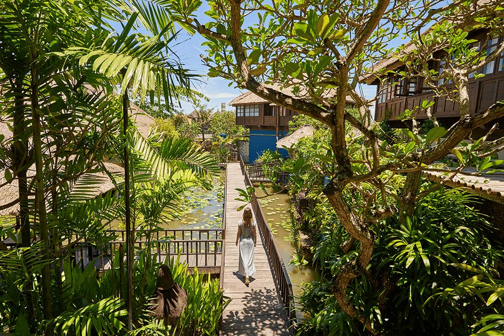 Tugu Hotel Bali Area