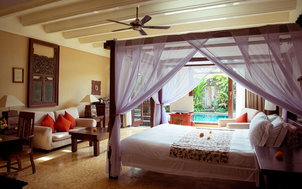 Room at Tugu Hotel