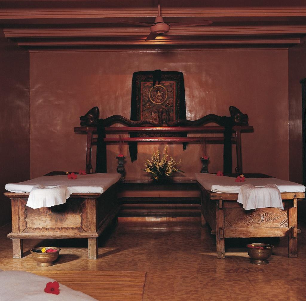 Spa at Tugu Hotel