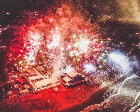 Party like its 2020! 'New Year's Eve in Bali'