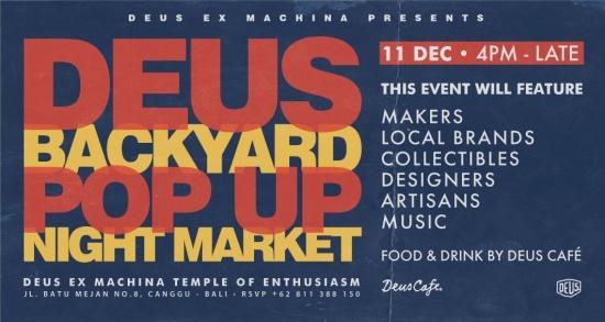 Deus 11 December