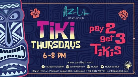 Azul Tiki Thursdays