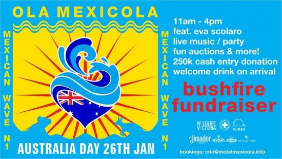 Mexicola 26 January