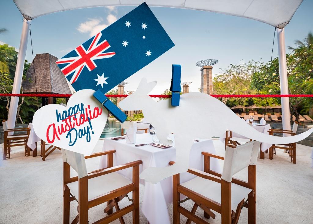 Sofitel Australia Day