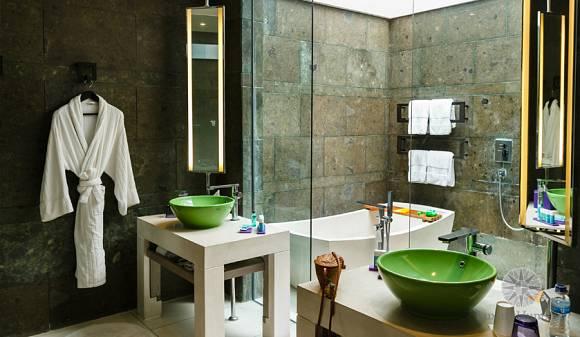 W Bali bathroom