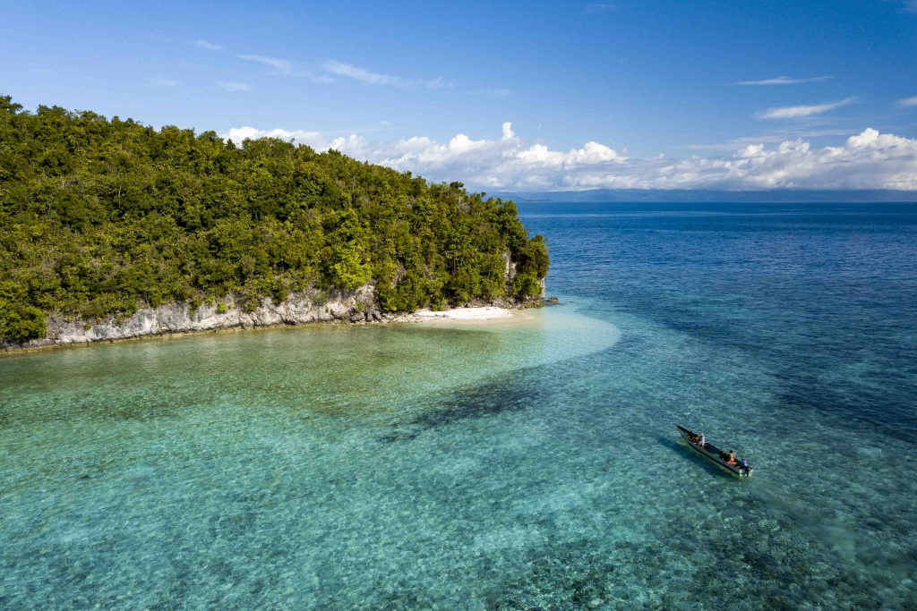 Raja Ampat reveals itself in so many ways