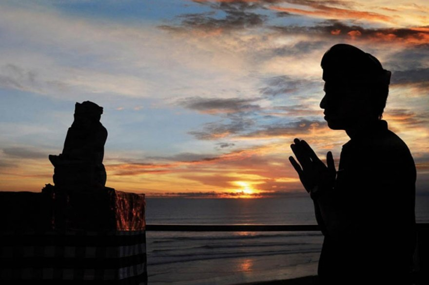 24 hours of silence and reflection - Nyepi 2020