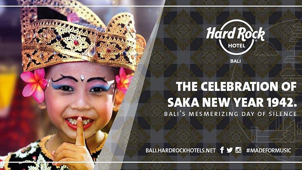 Hard Rock Hotel Kuta Bali