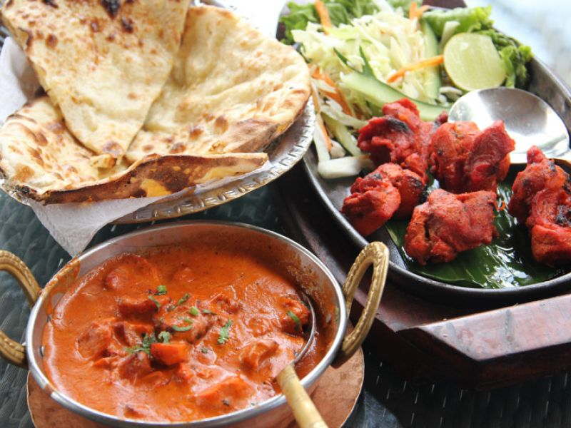 Three sixty guides - Queen's Tandoor Bali
