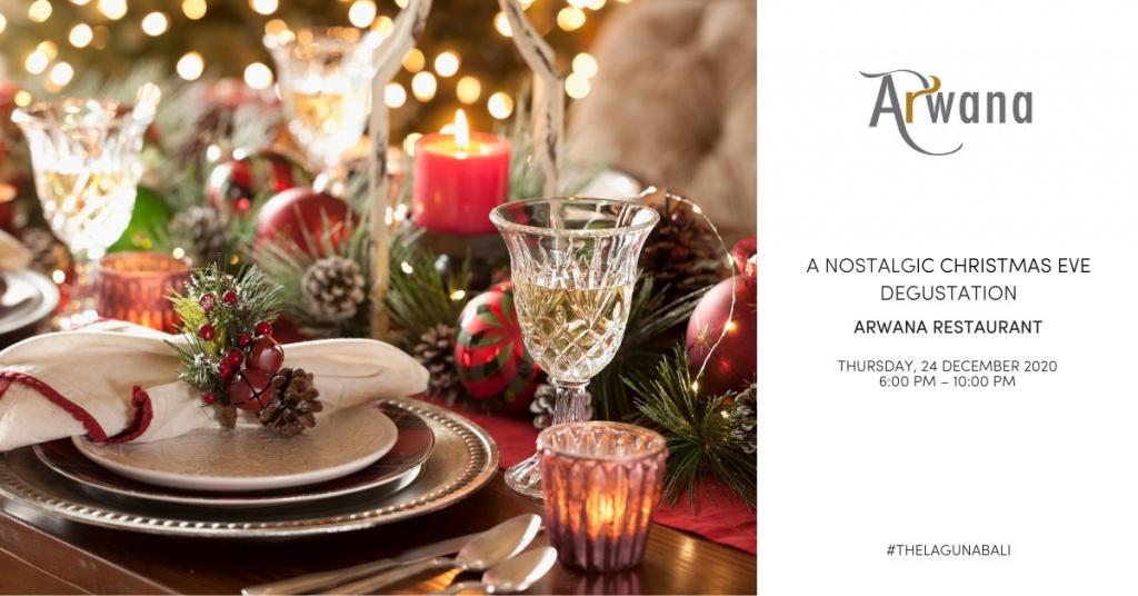 A Nostalgic Christmas Eve at Arwana Restaurant - 360Bali