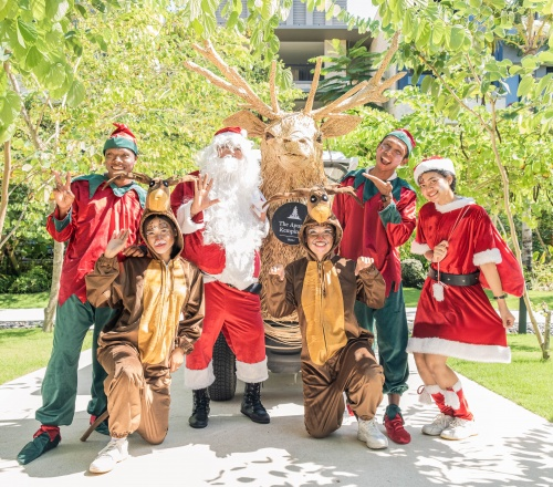 The Apurva Kempinski Bali Christmas Festivities 2020