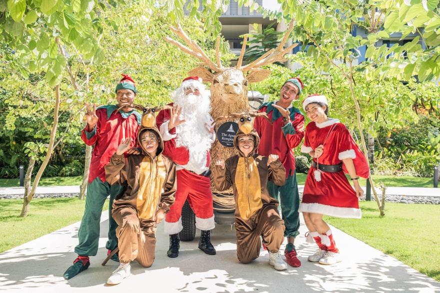 The Apurva Kempinski Bali Christmas Festivities 2020