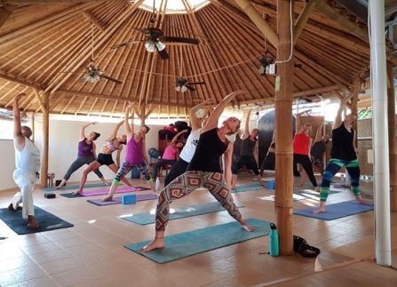 Yoga at Serenity Bali - Canggu