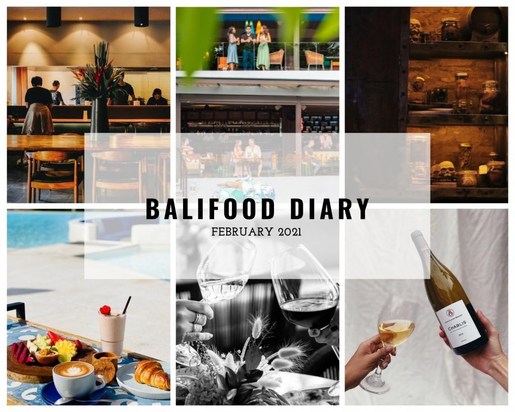 Balifood Diary - February 2021