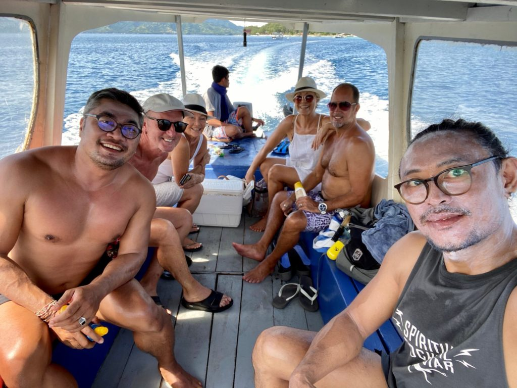 360 Bali with friends